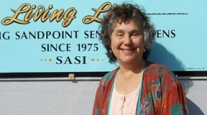 Ellen Weissman is the new Executive Director of the Sandpoint Area Seniors, Inc.